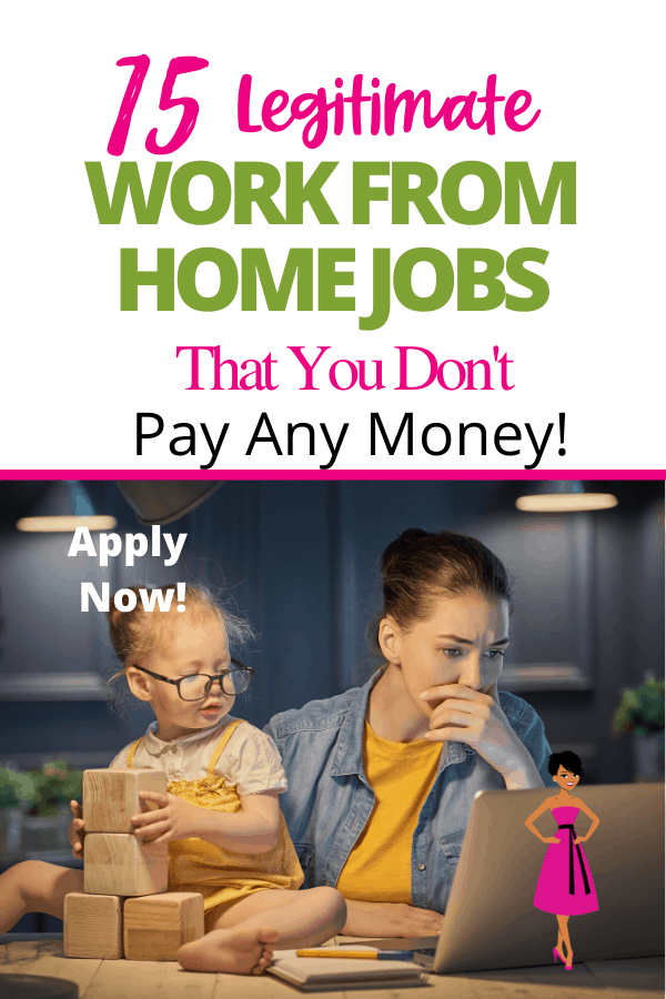 work from home companies that has no startup costs