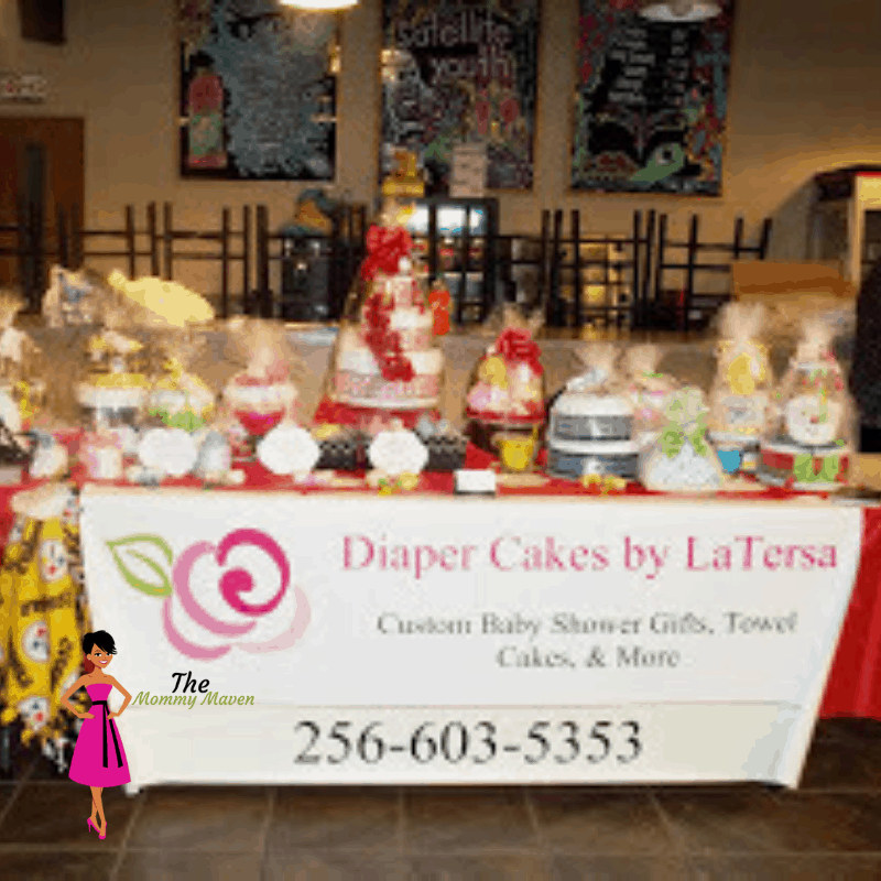 starting a diaper cakes business